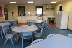 Cooking and DT Room